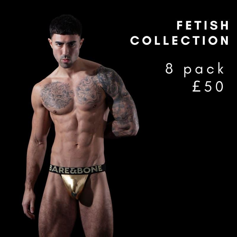Fetish Collection 6 Pack UK